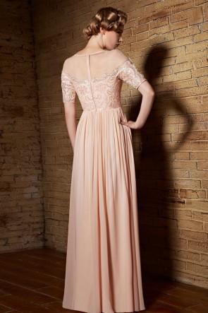 Elegant Floor Length Evening Dress Prom Gown TCDC30839