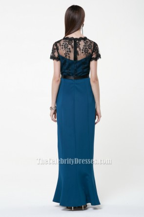 Elegant Floor Length Formal Gown Evening Dresses TCDBF023