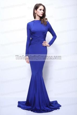 Hilary Swank Sexy Offener Rücken Formeller Abendkleid Oscars 2005