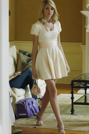 Jenny Short Bridesmaid Homecoming Celebrity Dress Gossip Girl Season