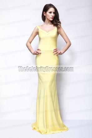 Kate Hudson Gelb Abend Abendkleid  Wie Werde Ich Ihn los In 10 Tagen