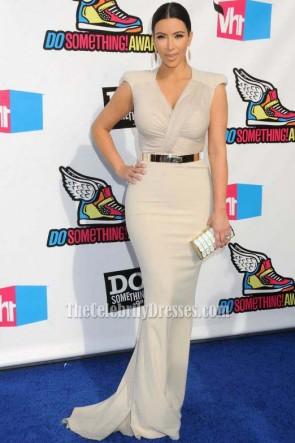 Kim Kardashian Prom Gown Evening Dress VH1 Do Something Awards