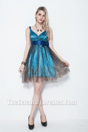 Short Mini A-Line Party Homecoming Dresses