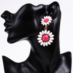 Sweet  Daisy Drop Earrings for Girls TCDE0062