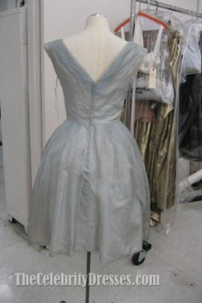 Zooey Deschanel Kurzes Hochzeitskleid In Film 500 Tage des Sommers