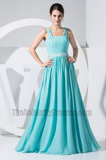 2013 New Style Prom Dress Chiffon Evening Formal Dresses