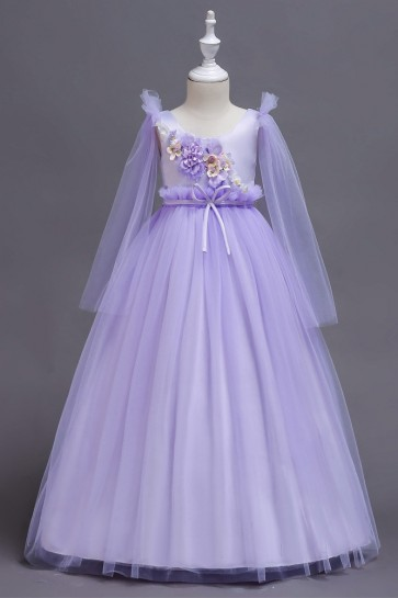 A-Line/Princess Junior Bridesmaid Dress