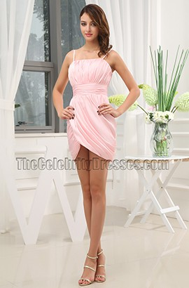 Short Pink Party Dress Homecoming Graduation DressesShort Pink Party Dress Homecoming Graduation Dresses