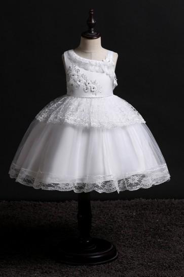 Ball-Gown Tulle Girl Dress