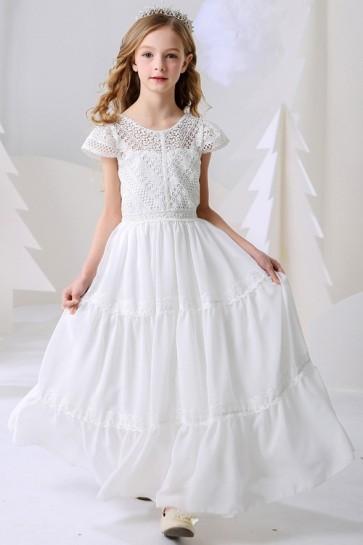 Cut Out Junior Bridesmaid Dress