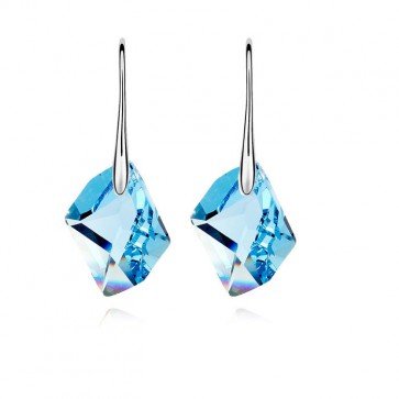 Genuine Swarovski Element Drop Earrings Women's Jewelries TCDE0110