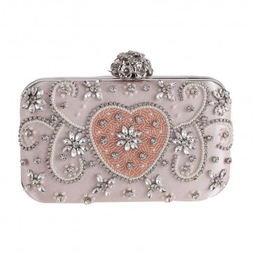 Luxury Rhinestone Fashion Evening Clutch Bag For Sale