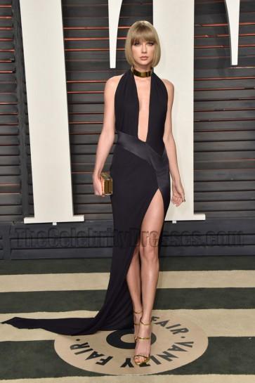 Taylor Swift 2016 Vanity Fair robe de soirée Oscar robe de soirée tapis rouge