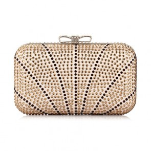 Women Fashion Evening Bag Diamond Clutch Party Mini Purse 2