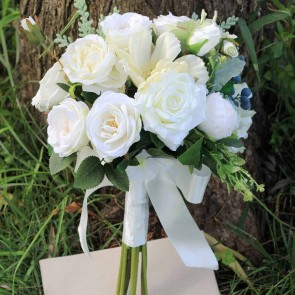 Elegant Wedding Flower Bridesmaid Bouquets