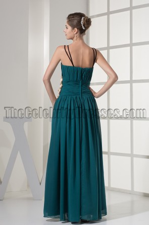 Floor Length Prom Gown Evening Formal Dresses