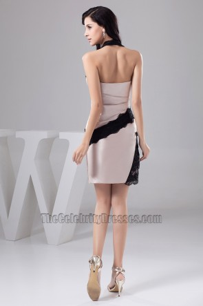 Chic Short /Mini Halter Party Homecoming Cocktail Dresses