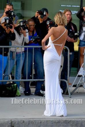 Anja Rubik sexy robe de soirée 2009 CFDA Awards célébrité robes