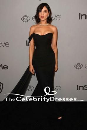 Eiza Gonzalez HBO Golden Globe Awards Après-soirée robe