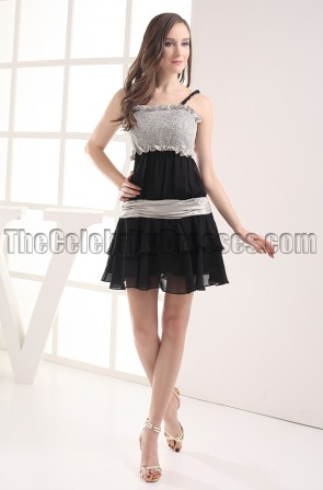 Cute Short Mini Party Homecoming Dresses