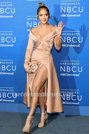 Jennifer Lopez Formal Dress 2017 NBCUniversal Upfront at Radio City Music Hall