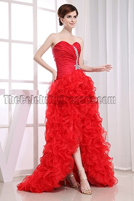 Gorgeous Red Sweetheart Prom Dress Formal Evening Dresses
