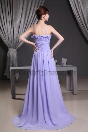 Celebrity Inspired Lavender Evening Prom Dress Formal Dresses