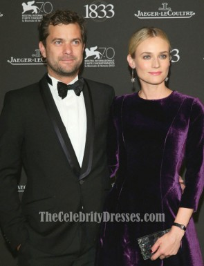 Diane Kruger Regency Evening Dress Jaeger-LeCoultre Gala Dinner