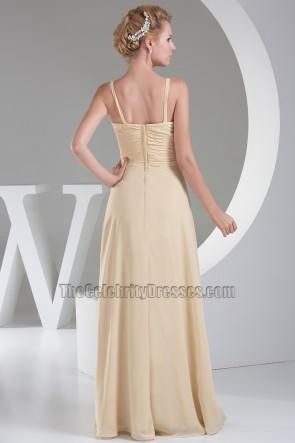 Discount V-Neck Bridesmaid Prom Evening Dresses