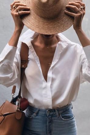 Fashion Women's Loose Shirt