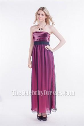 Gorgeous Discount Strapless MAXI DRESSES