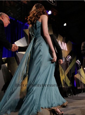 Kara Hayward spaghetti bretelles robe de soirée 22e annuel Gotham Independent Film Awards