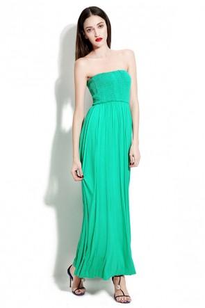 Long Strapless Maxi Dresses TCDMU0021