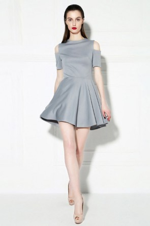 Short Mini A-Line Party Homecoming Dress TCDMU0036
