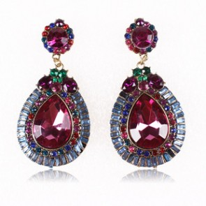 New Arrival Vintage Water Drop Earrings for Women TCDE0039