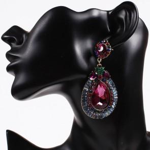 New Arrival Vintage Water Drop Earrings for Women TCDE0039