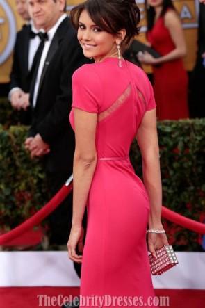Nina Dobrev robe de bal SAG Awards 2013 tapis rouge