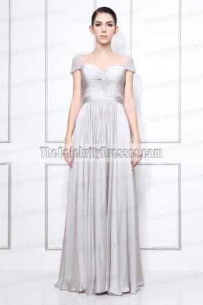 Olivia Wilde Cap Sleeve Prom Evening Dress 60th Primetime Emmy Awards