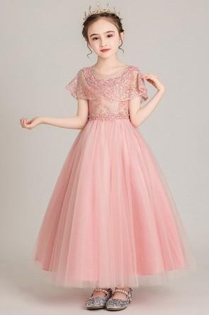 Princess Tulle Flower Girl Dress