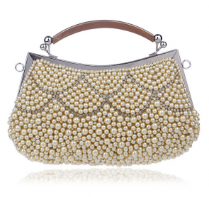 New Fashion Dress Pearl Clutch Evening Party Bags TCDBG0066