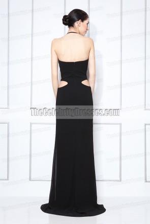 Selena Gomez noire découpée robe de bal 2011 Billboard Music Awards