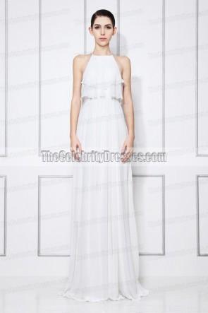 Jennifer Love Hewitt Robe de bal blanche sexy Academy Country Music Awards