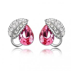 New Fashion Austrain Crystal Stud Eearrings For Cheap TCDE0200