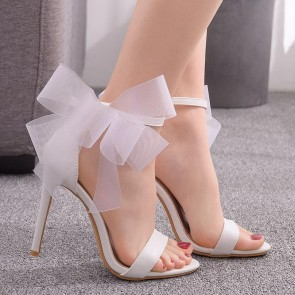 Women's Open-toe Sandals Wedding Shoes