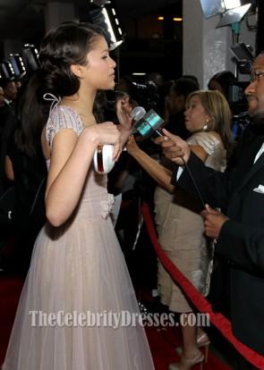 Zendaya Coleman robe de bal NAACP Image Awards 2012 tapis rouge Robes de Célébrités