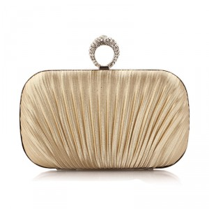 New Pure Color Mini Handbag Ladies Party Dinner Evening Bag TCDBG0108