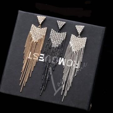 Women's jewelry Fashion Tassel Earrings TCDE004