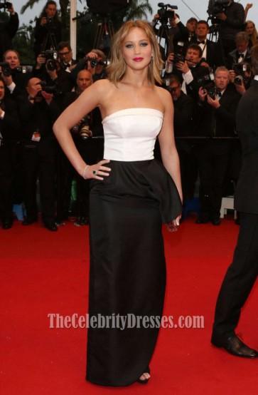 Jennifer Lawrence Formal Dress Cannes Film Festival Red Carpet