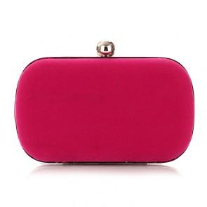 Women's Simple Flannel Bag Party Mini Handbag Girls Fashion Clutch Purse TCDBG0121