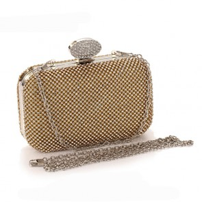 Women's Mini Fashion Evening Bag Party Diamond Clutch Purse TCDBG0102
